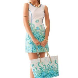 NWT LILLY PULITZER Carlow Shift Dress Size 2